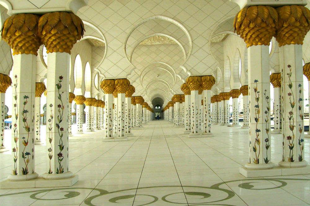 Top sights in Abu Dhabi