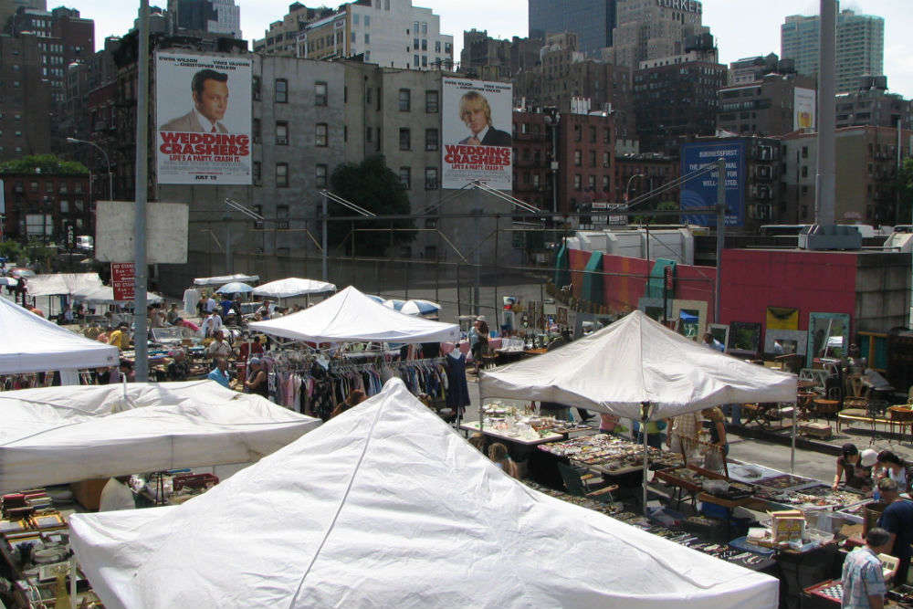 Best flea markets in New York City