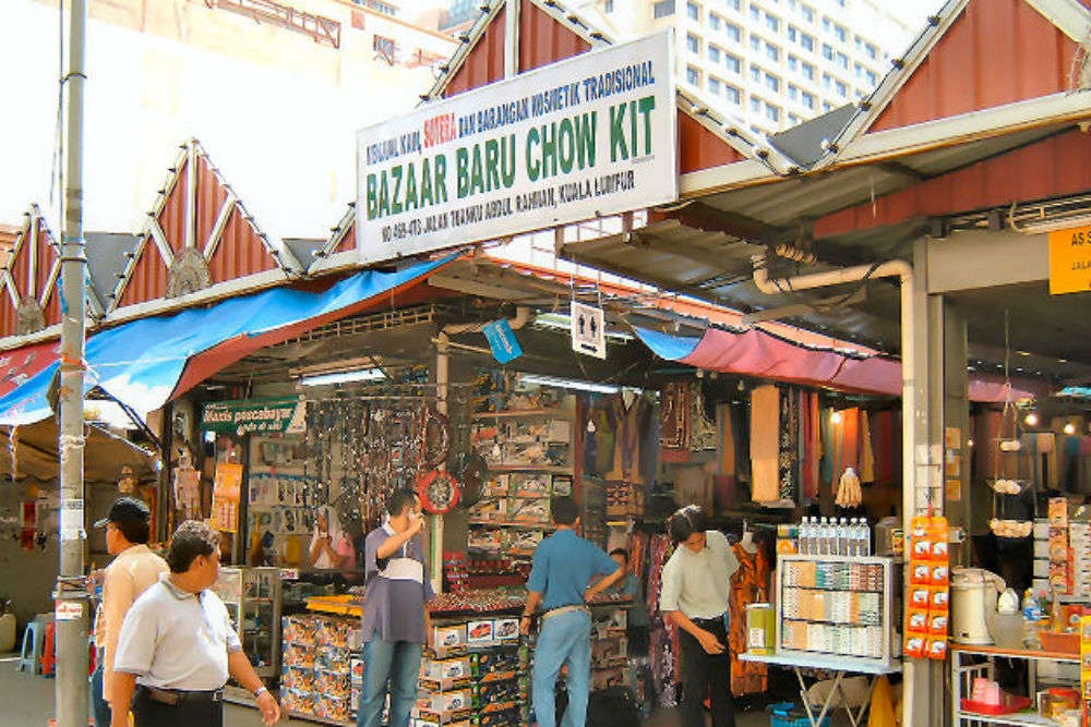 Chow Kit Wet Market