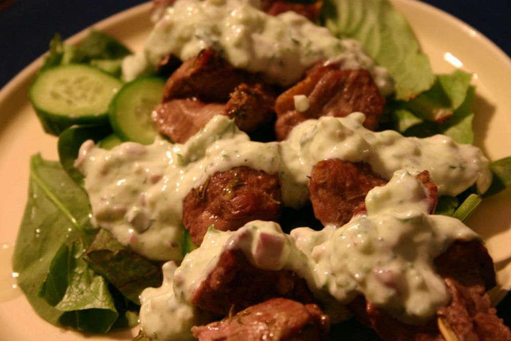 Ali Baba's Kebab