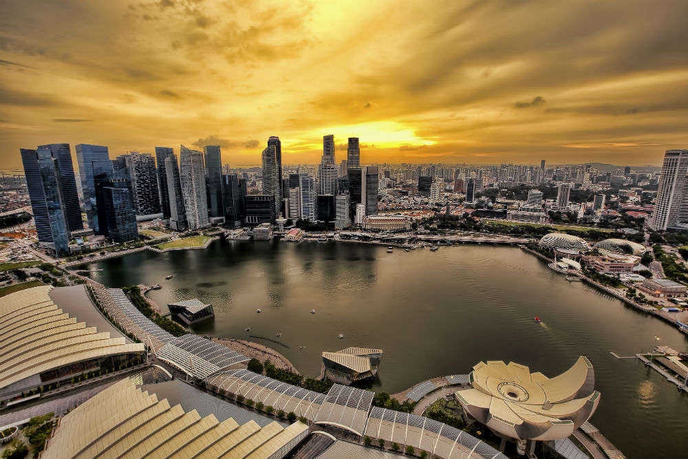 The definitive sightseeing guide to Singapore