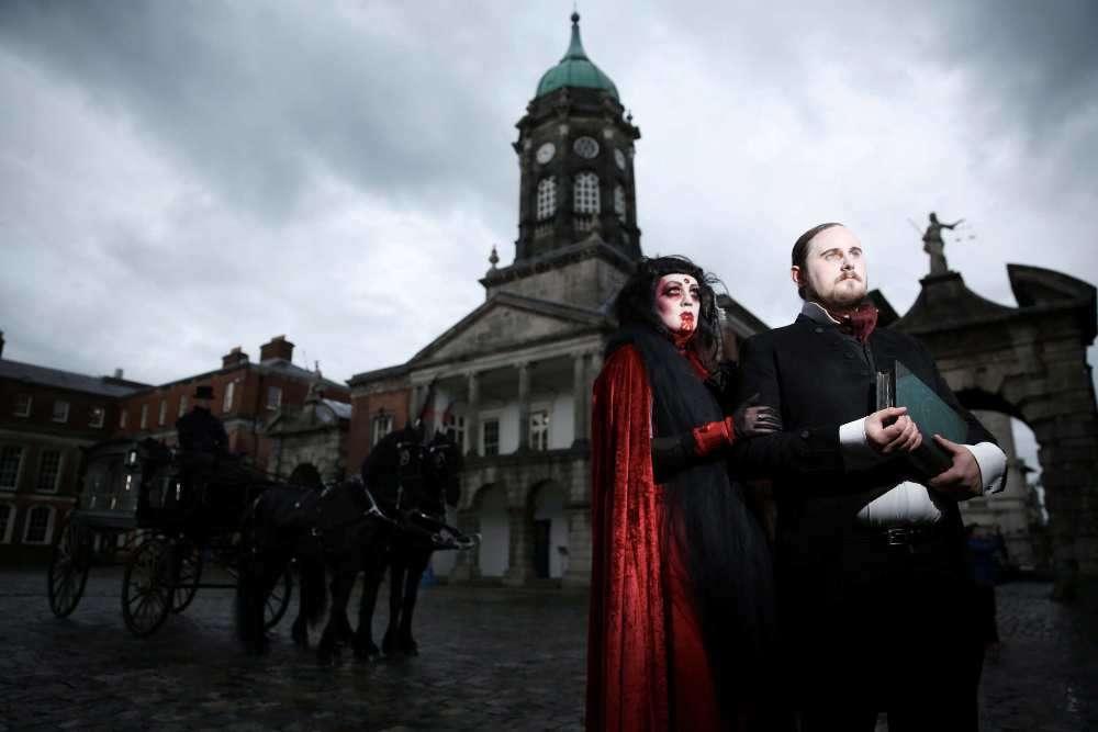 Dublin's horrific Bram Stoker Festival
