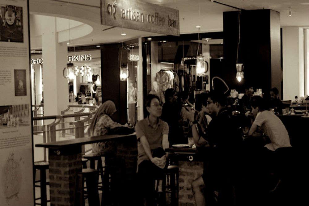 Artisan Coffee Bar