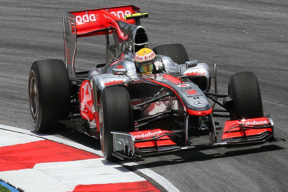 Drive the Sepang International Circuit