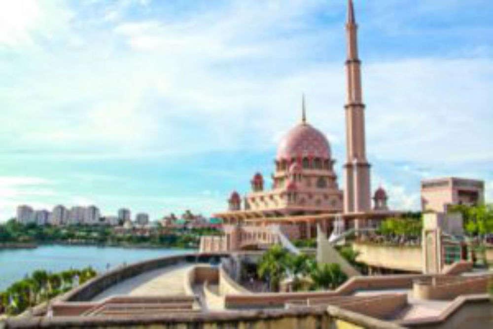 Visit Putrajaya