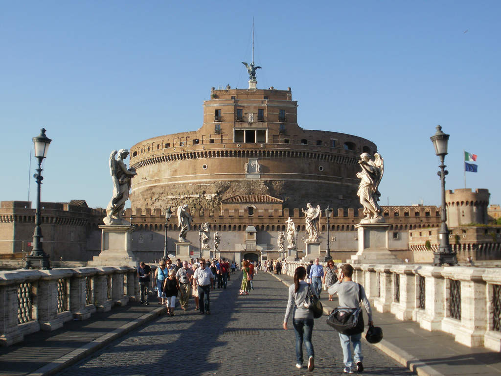 "Castel Sant' Angelo (""The Castle of Angels"")"