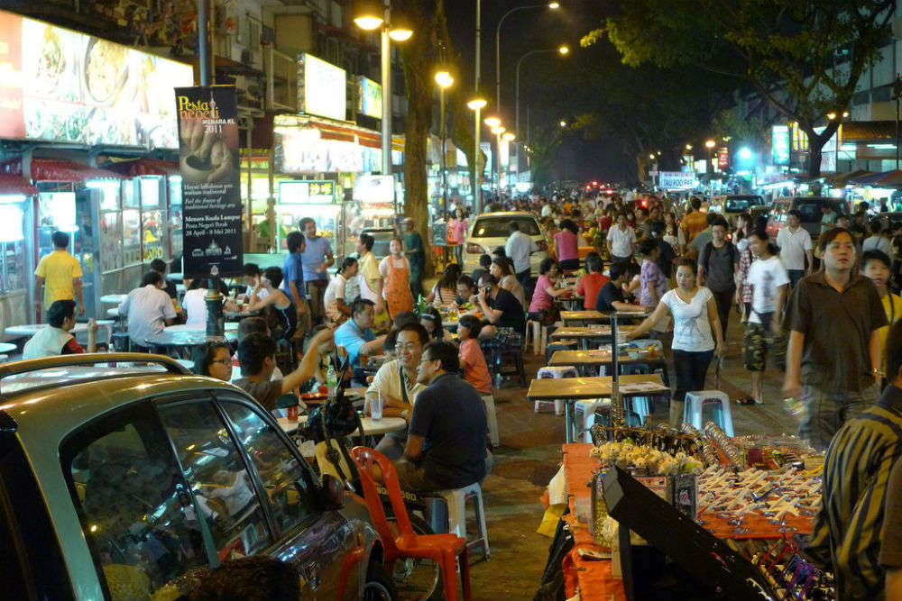 Jalan Alor hawkers