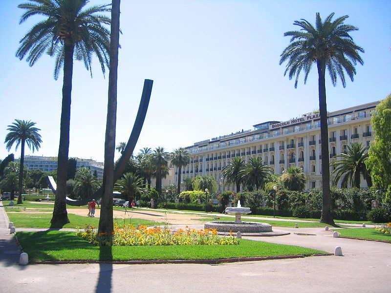 Jardin Albert 1er