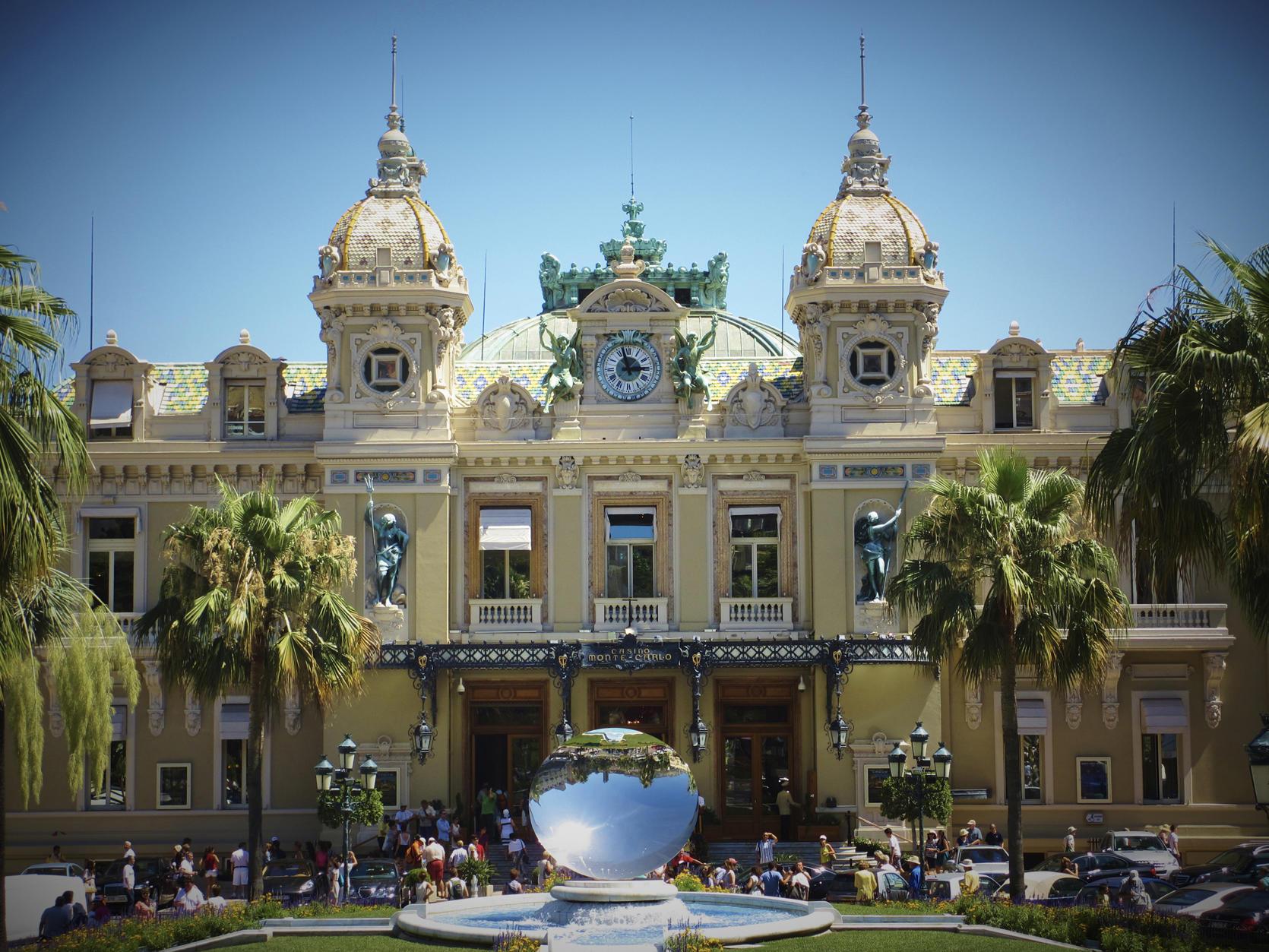 Take a day trip to Monaco