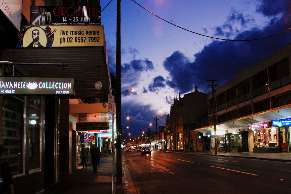 Newtown and Enmore