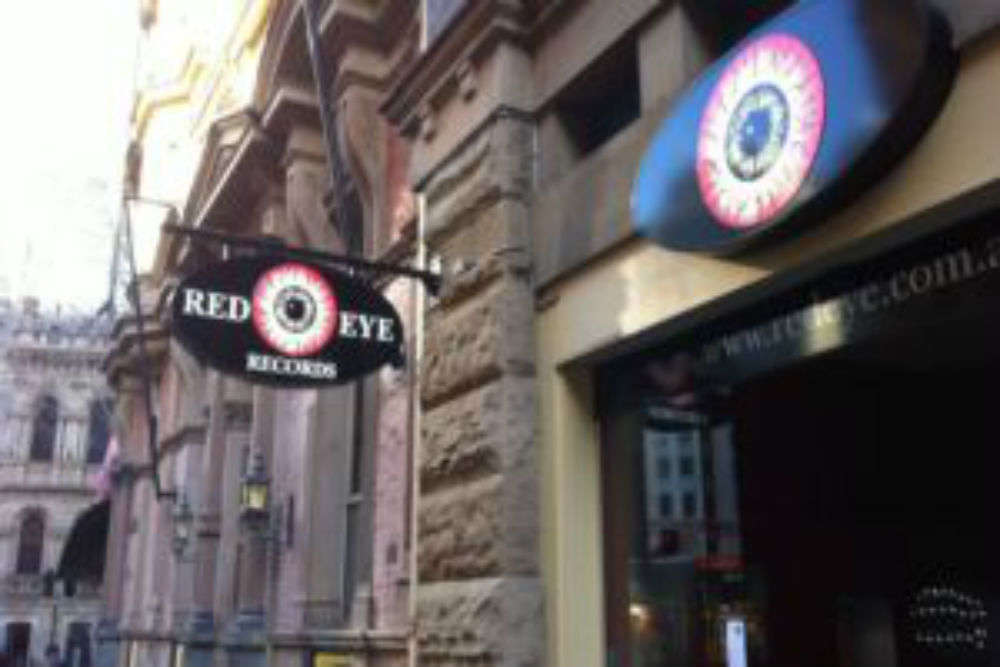 Red Eye Records