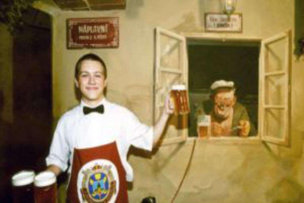 Novoměstský Pivovar – New Town Brewery