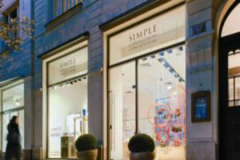 Simple Concept Store