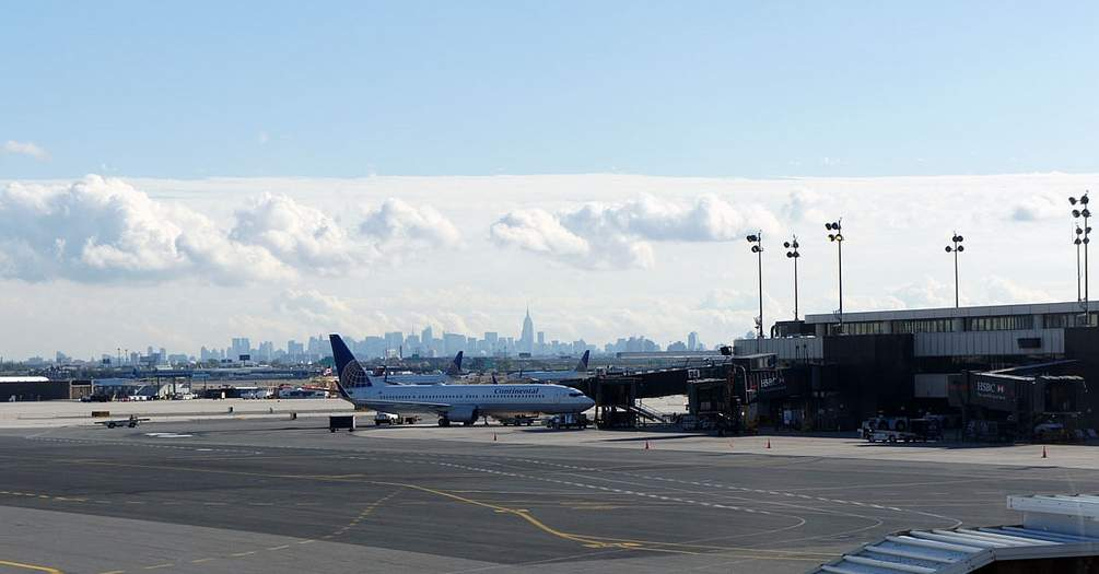 Newark Liberty International Airport (EWR)