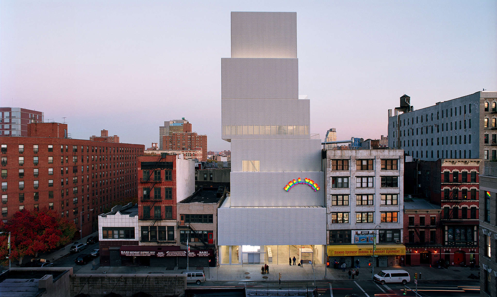 New Museum of Contemporary Art