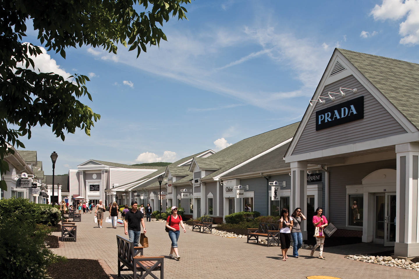 Woodbury Common Outlets