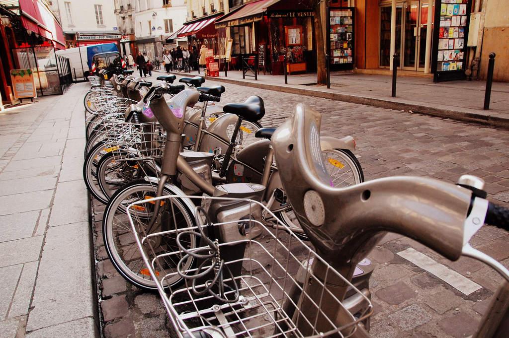 Vélib' City Bikes