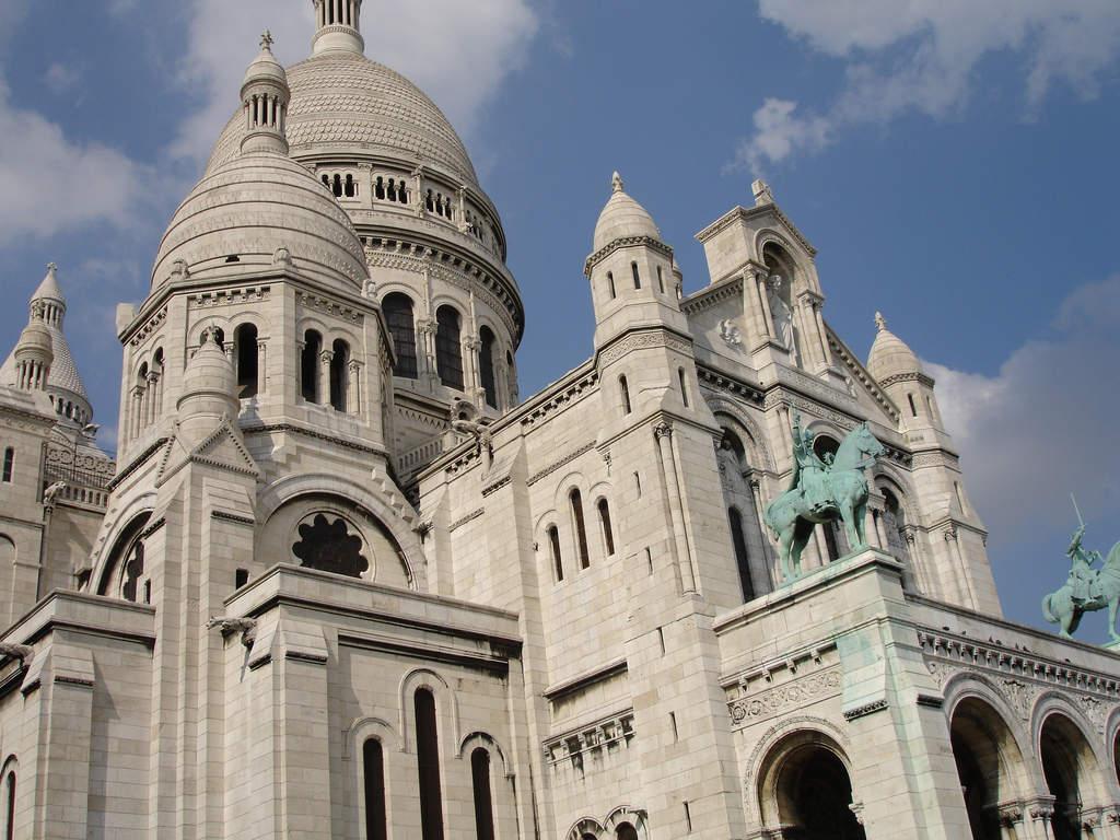 Montmartre and the Sacré-Cœur