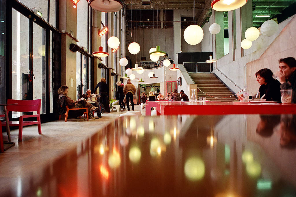 Palais de Tokyo and Musee d'Art moderne de la Ville de Paris
