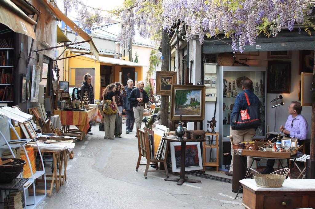 Marché aux Puces St-Ouen de Clignancourt