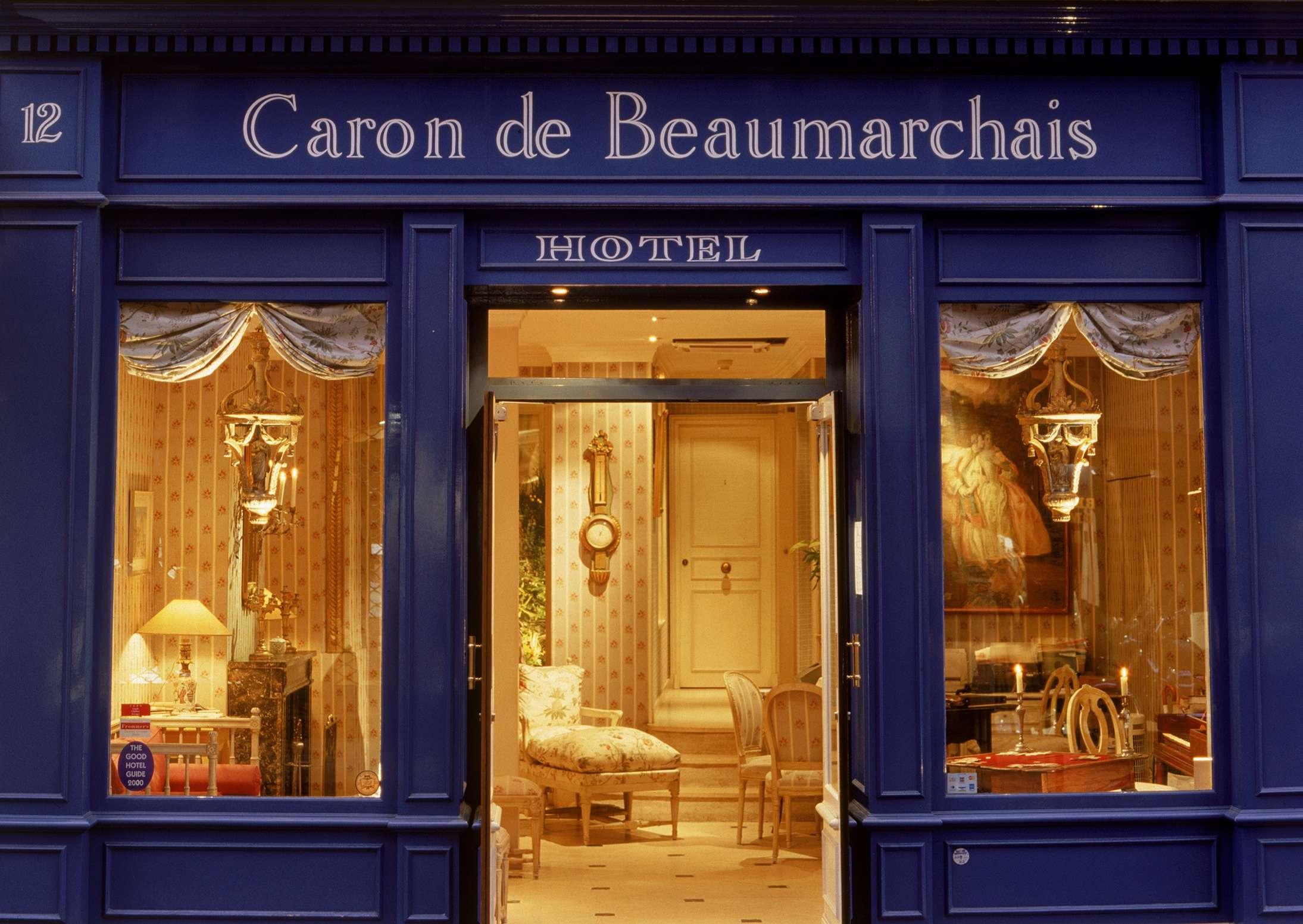 Caron de Beaumarchais