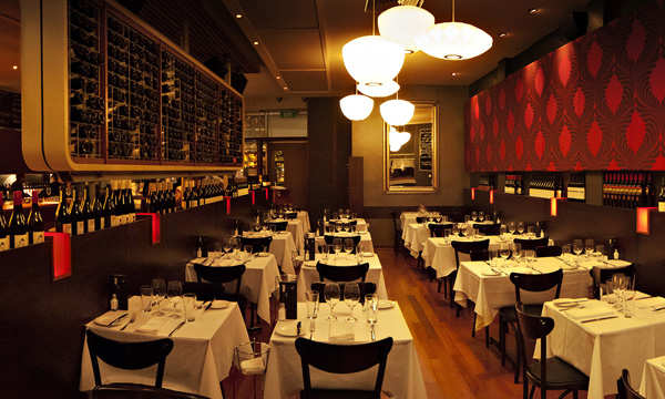 The Bistro at Must Winebar