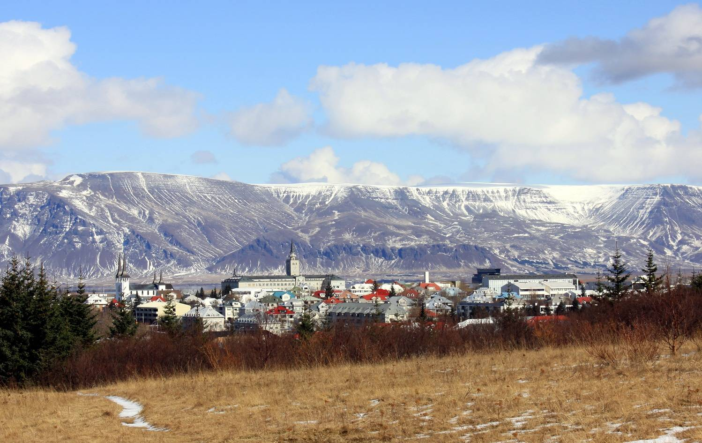 Climb Reykjavik's Mount Esja