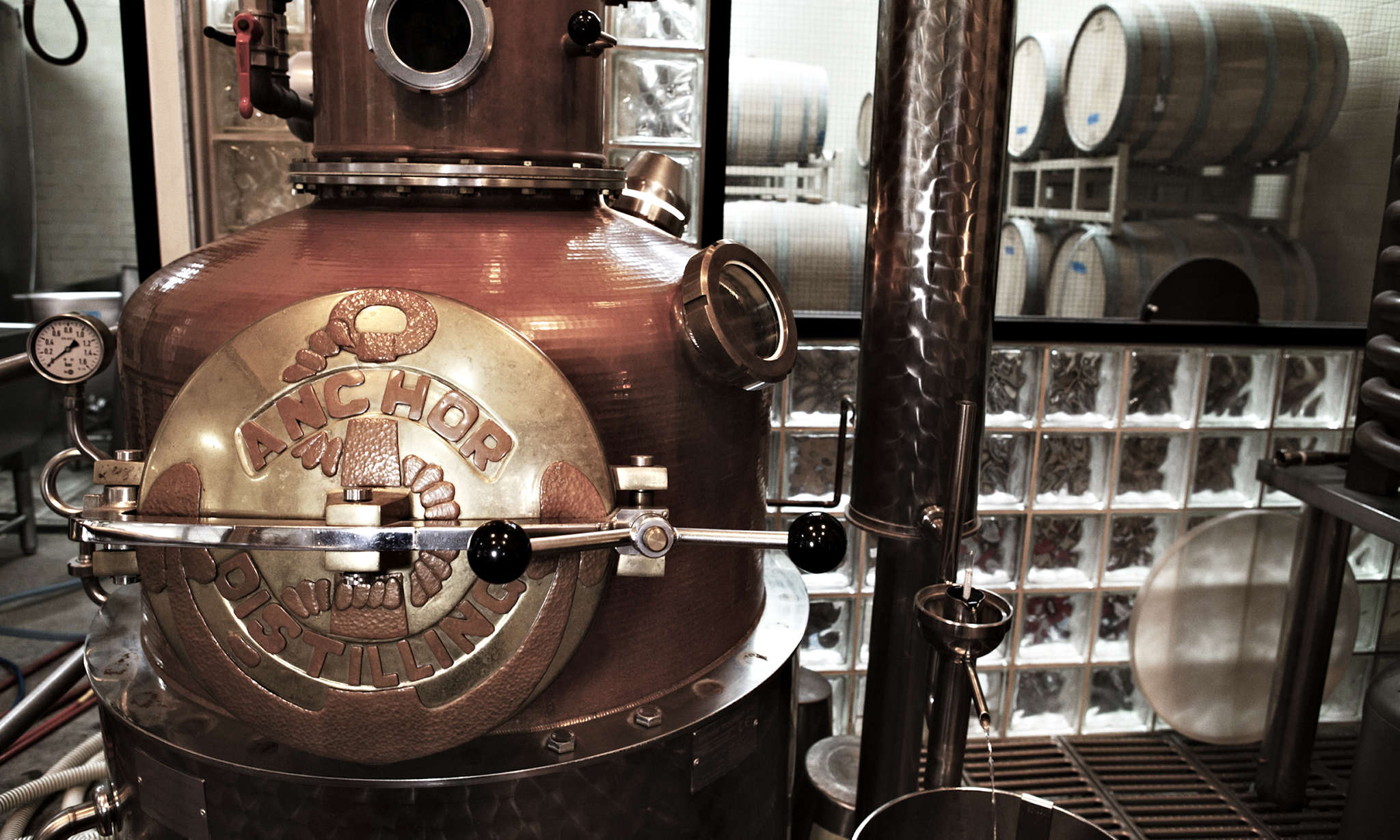 Visit the Anchor Brewing Company