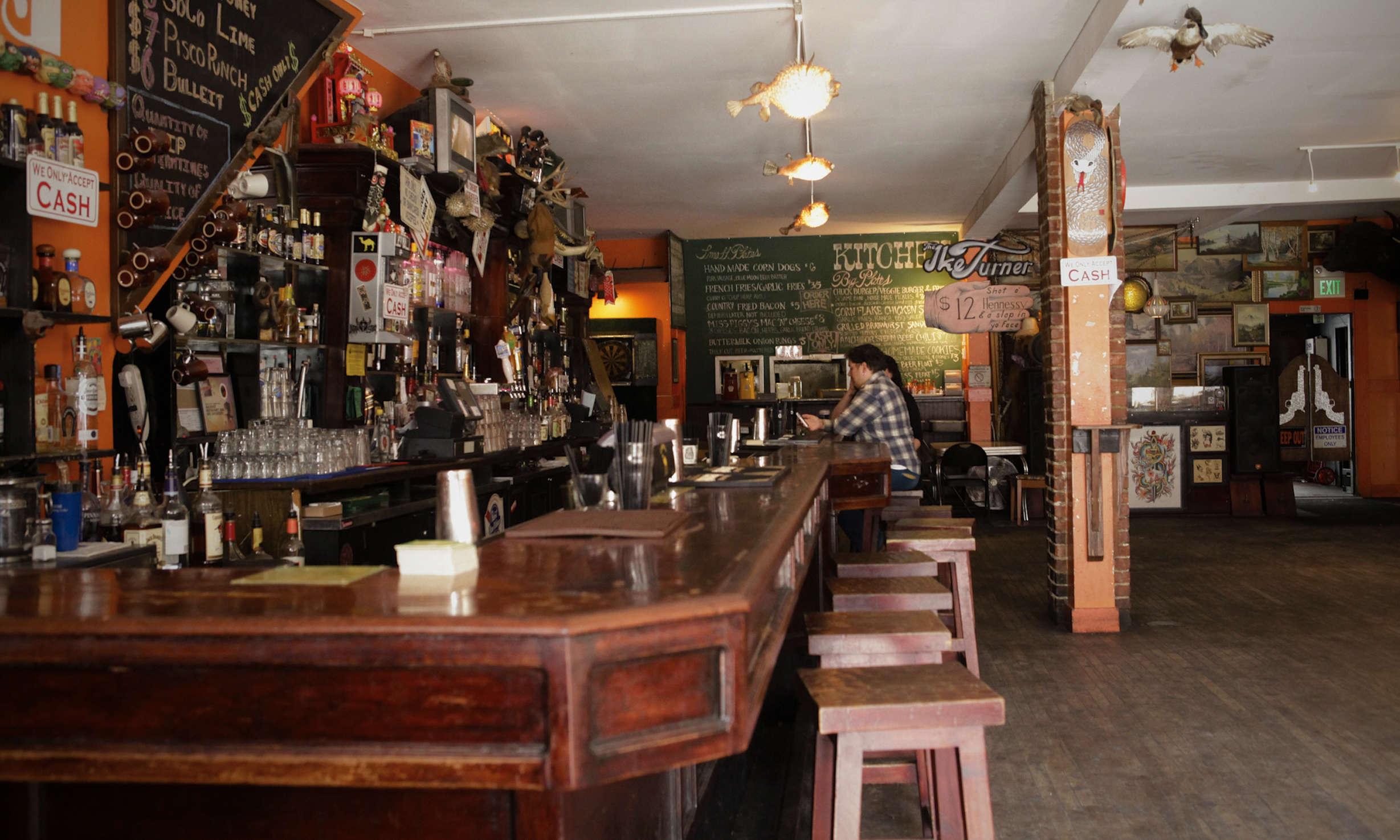 Buckshot Bar and Gamesroom