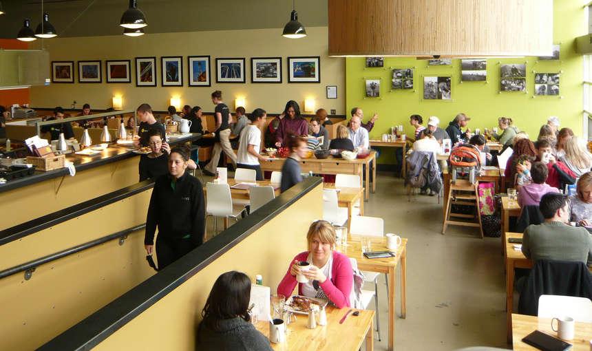 Portage Bay Café