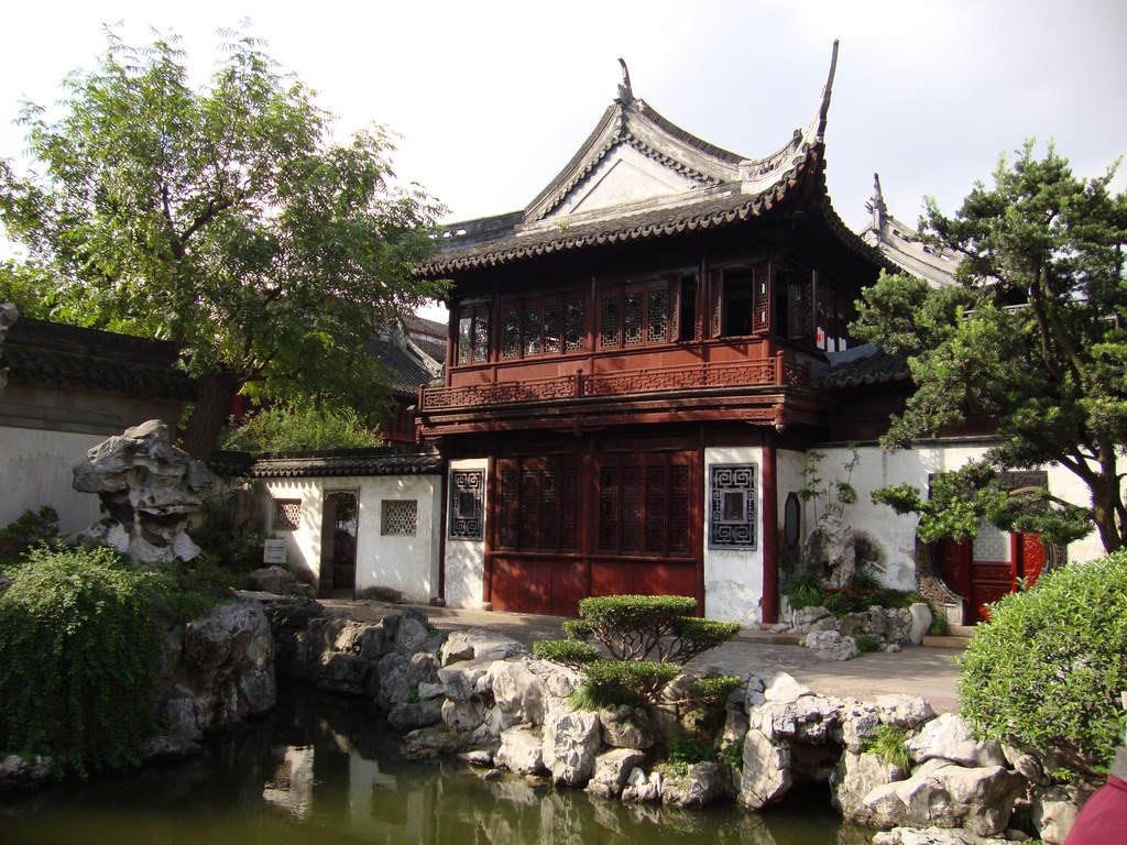 Yu Garden and City God Temple