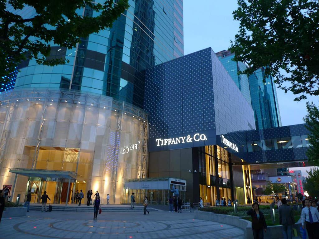 Xintiandi Shopping 上海新天地
