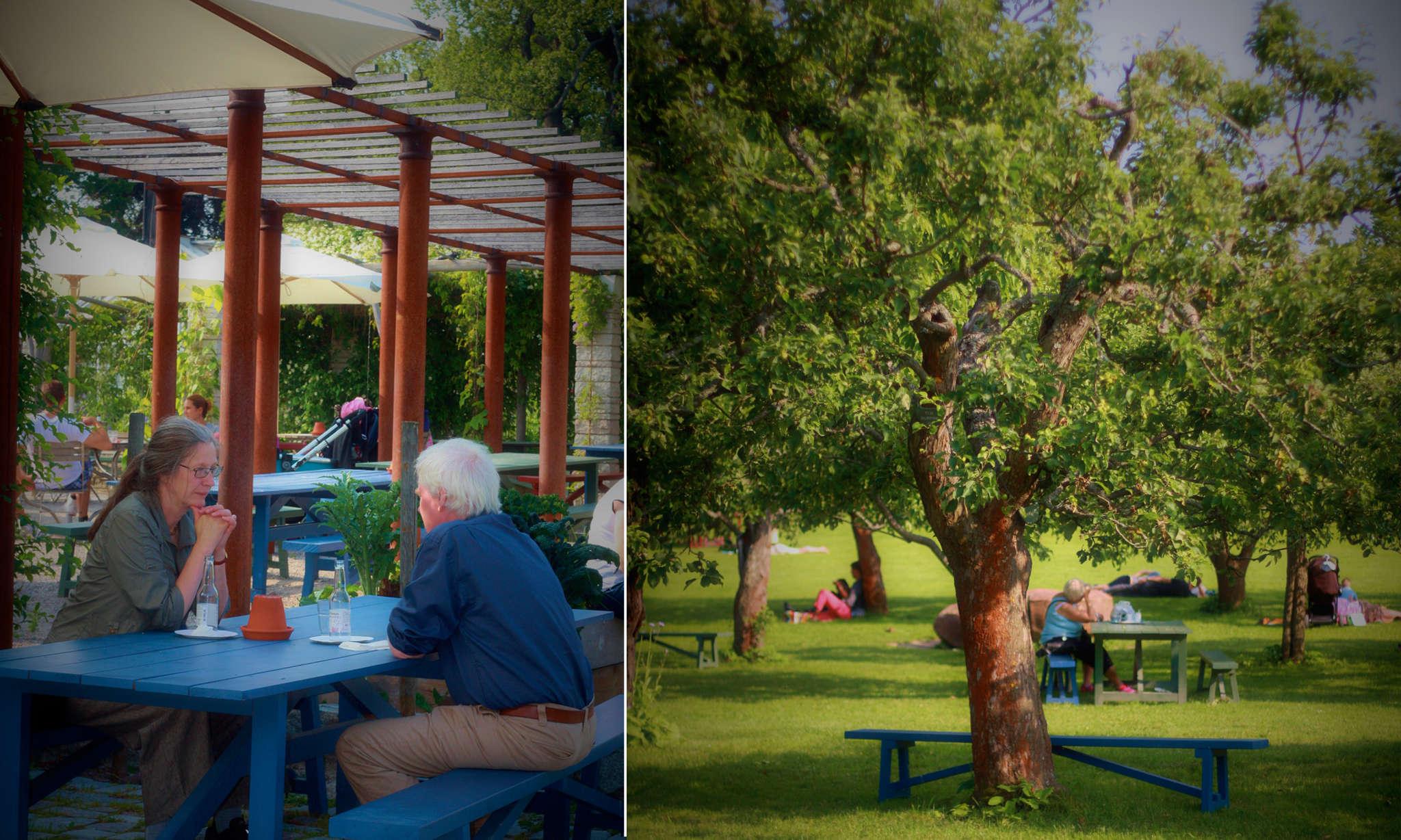 Rosendal's Garden and Café