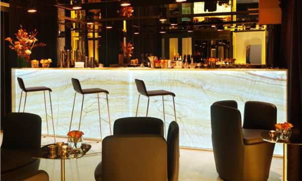 Nobis Lounge and Gold Bar