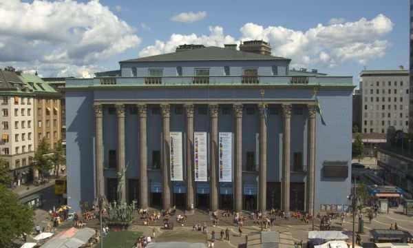 Stockholm's Konsert Hus