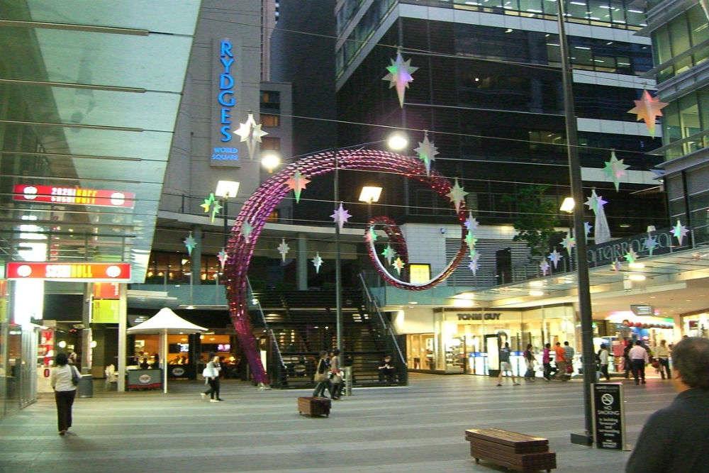 Sydney's best malls