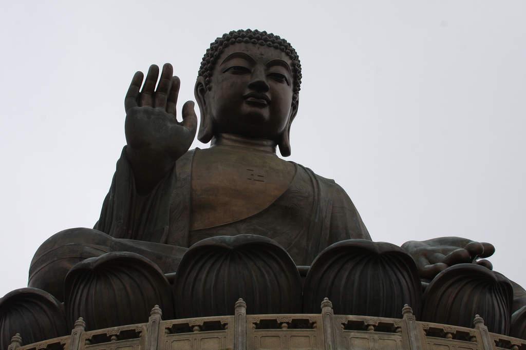 Giant Buddha and Po Lin Monastery