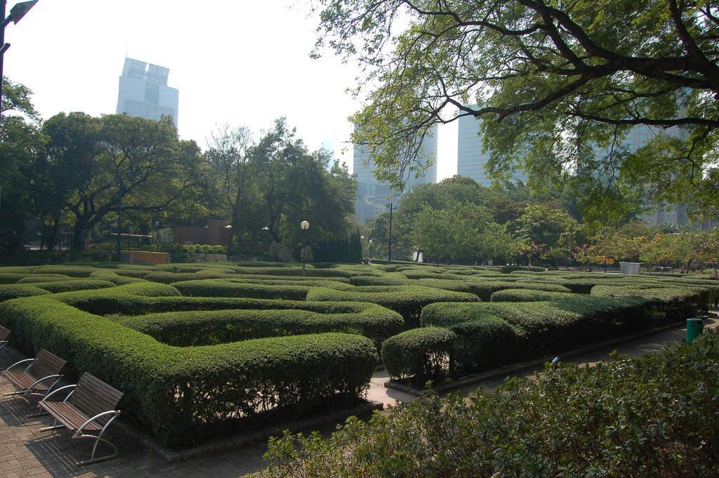 Hong Kong's Parks