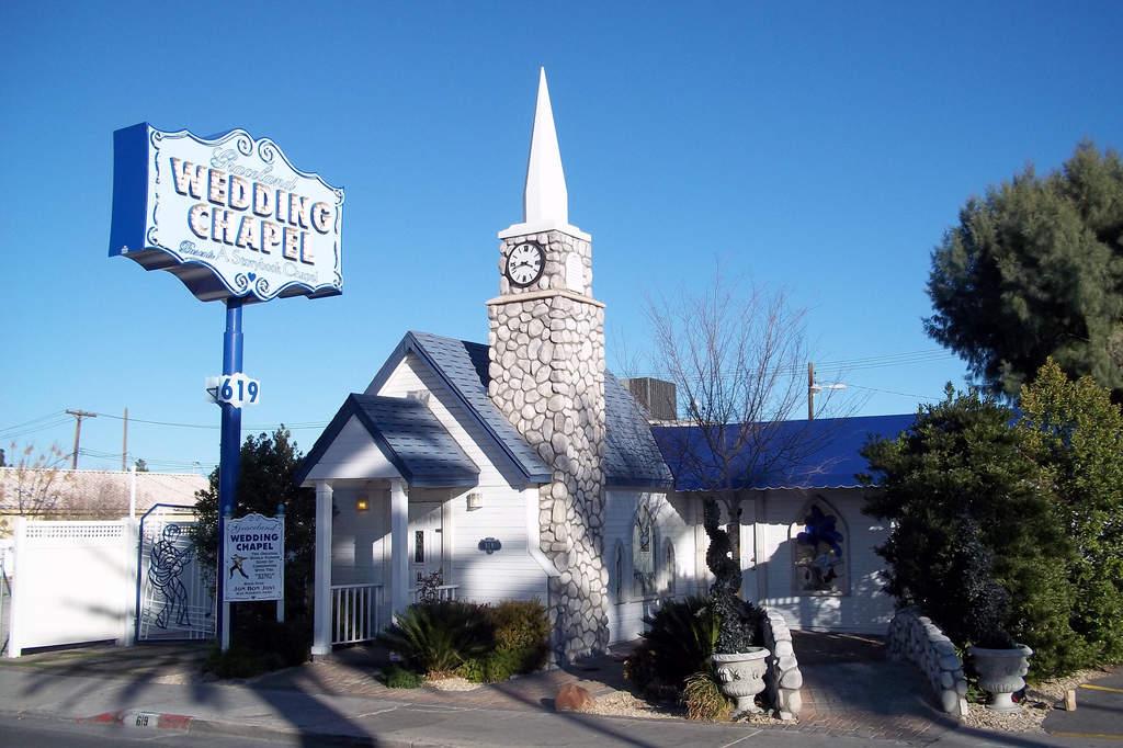 Graceland Wedding Chapel In Las Vegas Times Of India Travel