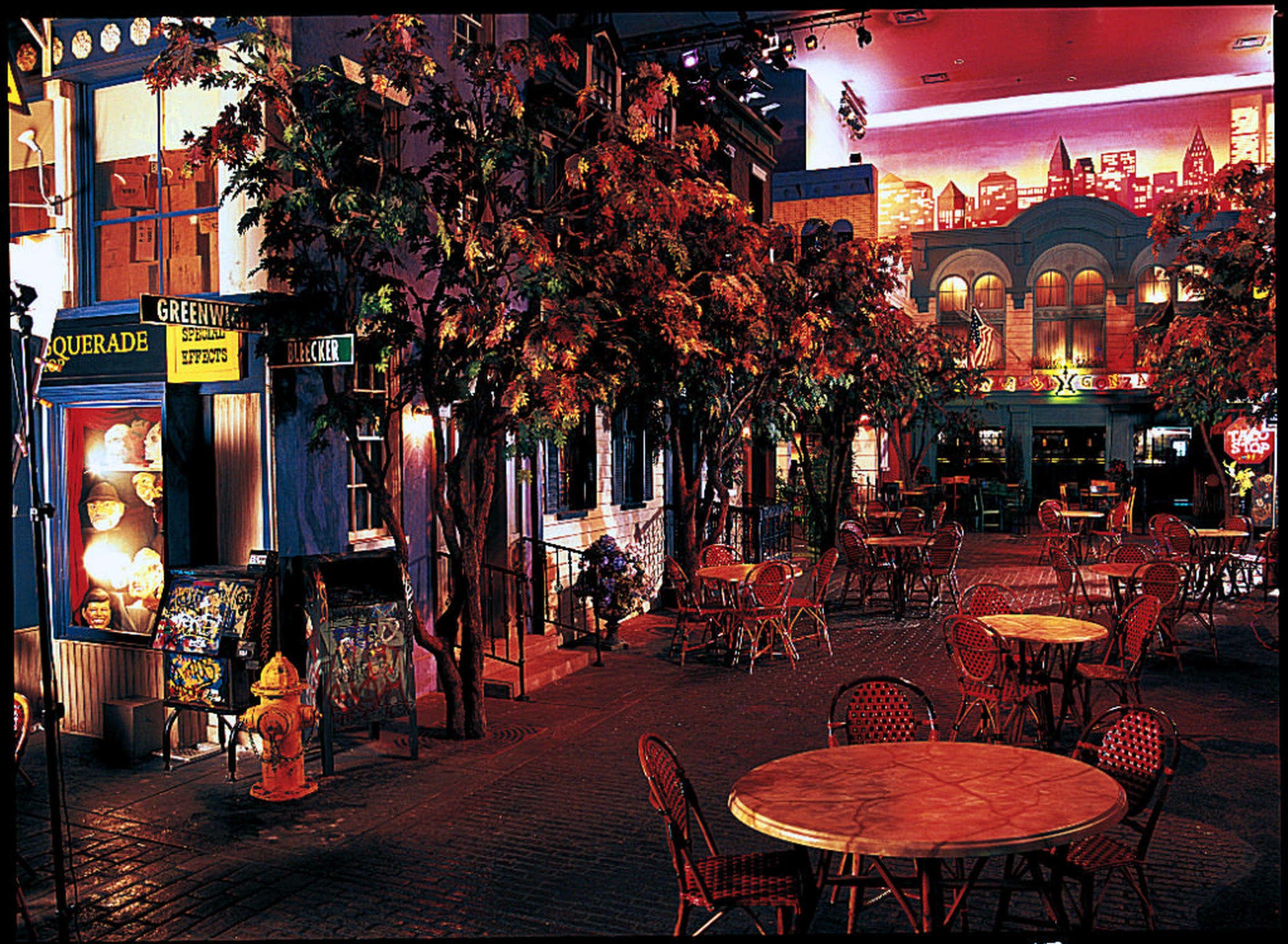 Greenwich Village, New York-New York