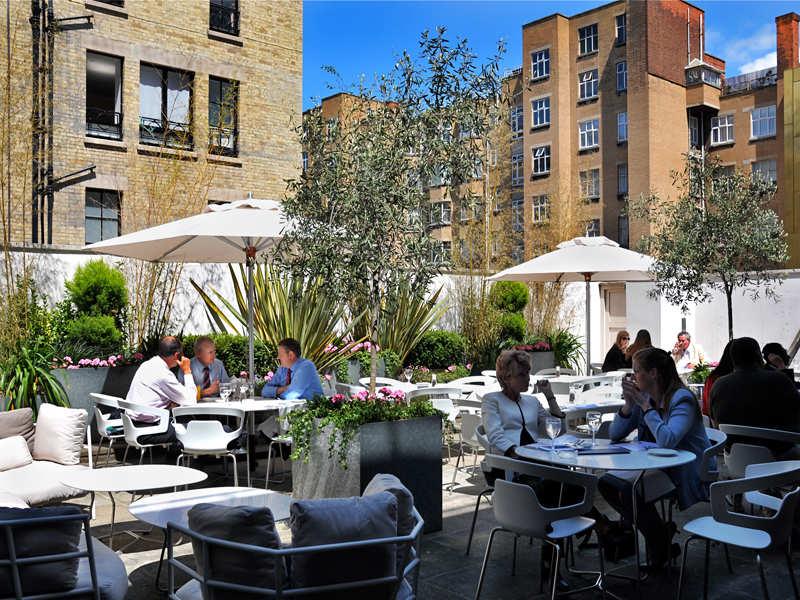 RIBA Restaurant