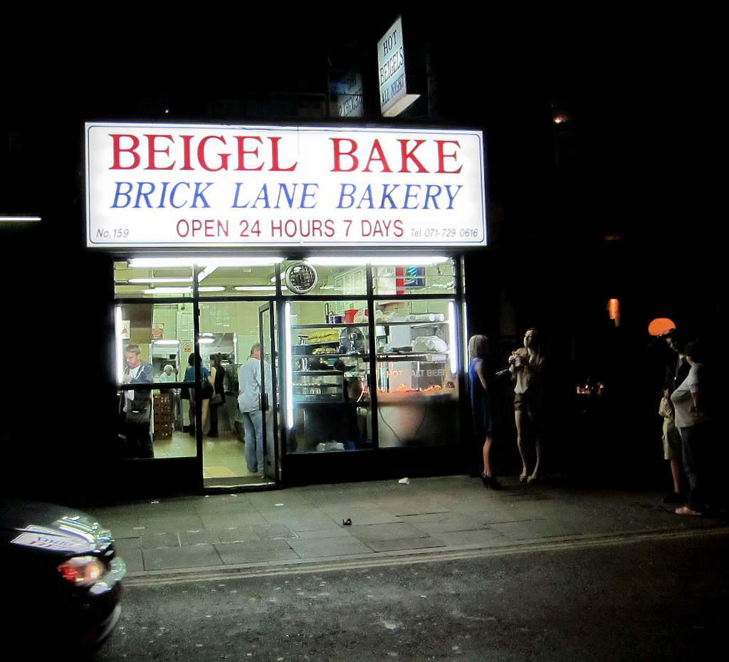 Brick Lane Beigel Bake