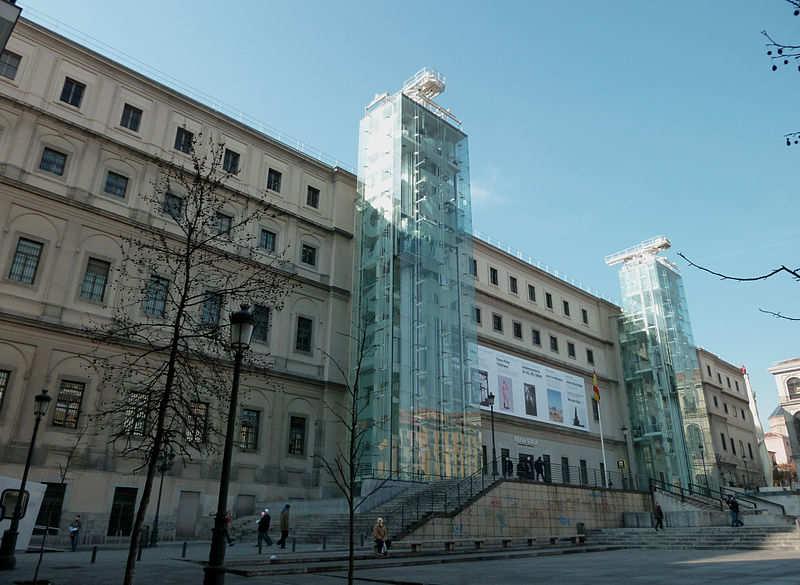 Museo Nacional Centro de Arte Reina Sofía