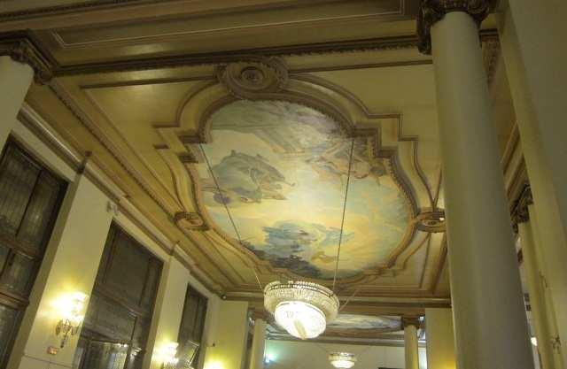Café Circulo de Bellas Artes