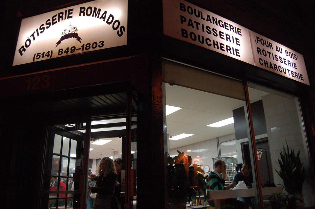 Rotisserie Romados