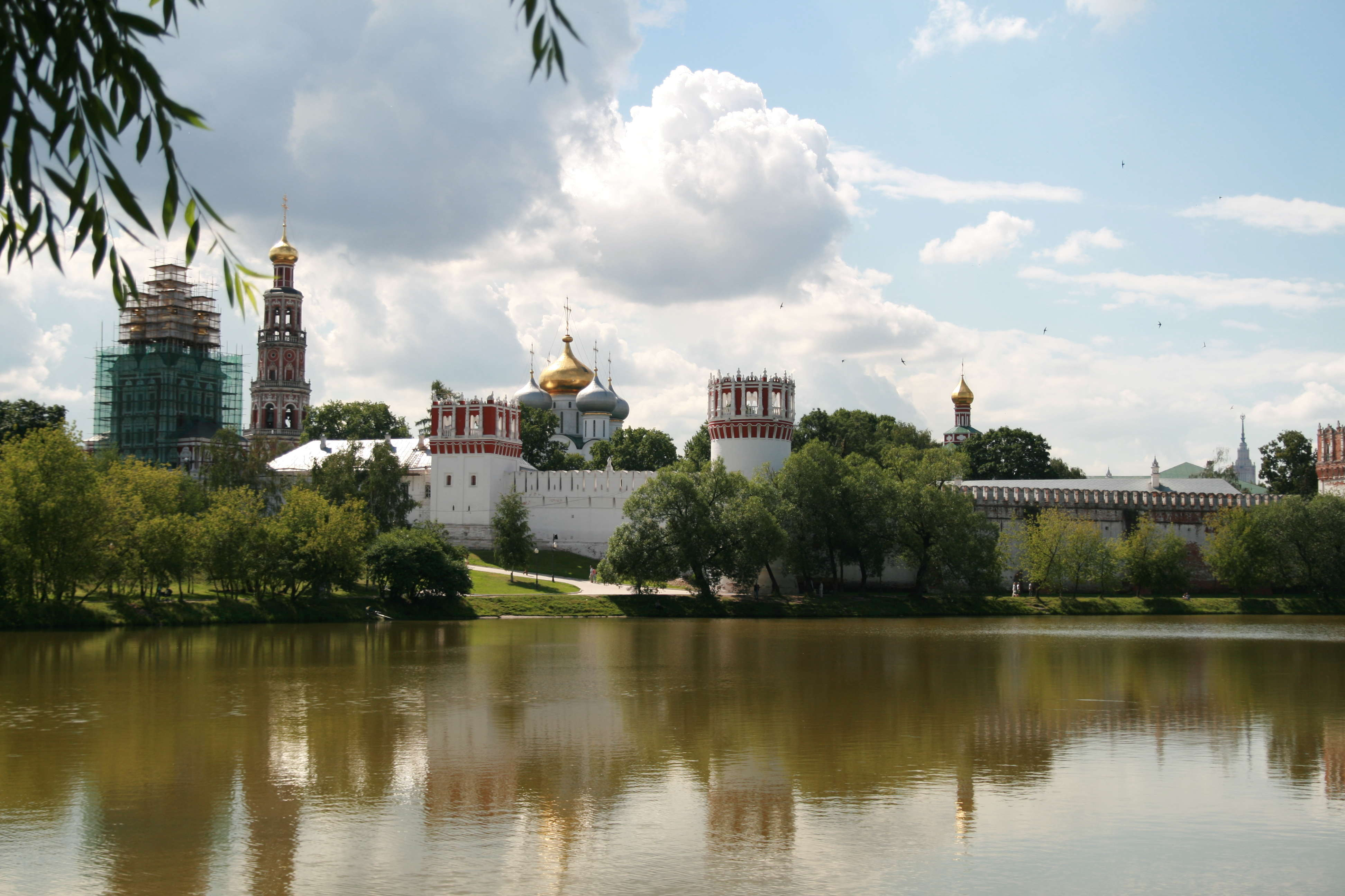 Novodevichy Convent Museum