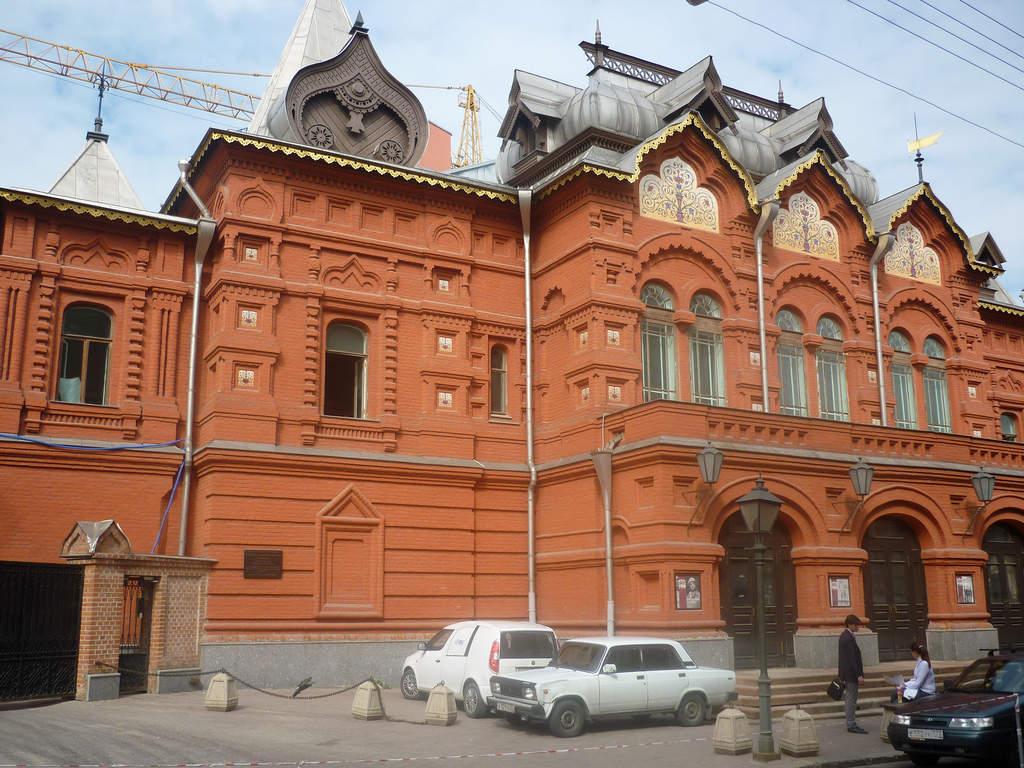 Stanislavsky Music Theatre
