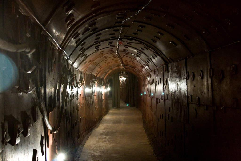 Cold War Museum - Bunker 42 on Taganka