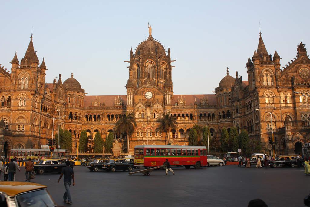 Chhatrapati Shivaji (Victoria) Terminus