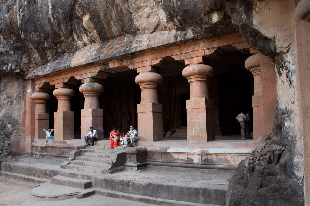 Elephanta Island & Caves
